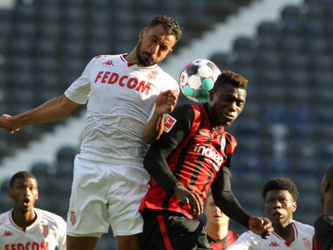 Unentschieden trennten sich Frankfurt und Monaco