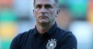 EM-Quali: Kuntz spielt mit seinem Team in Fürth