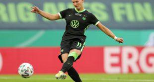 Alexandra Popp und der VfL Wolfsburg wollen das Triple