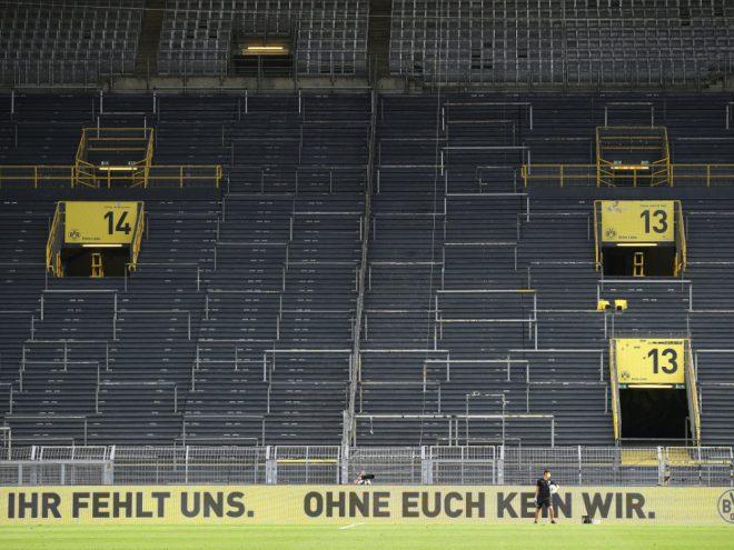 Das Leiden hat für viele Fußballfans nun ein Ende