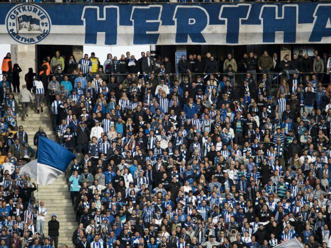 Hertha darf mit 4000 Fans in die neue Saison starten