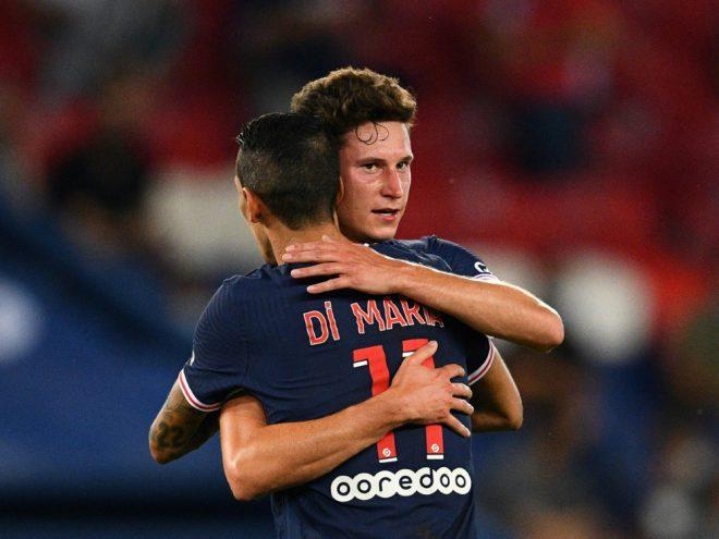 Julian Draxler köpfte PSG zum ersten Saisonsieg
