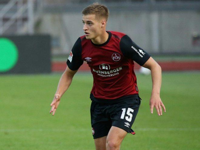 Schoss den Club zum Klassenerhalt: Fabian Nürnberger