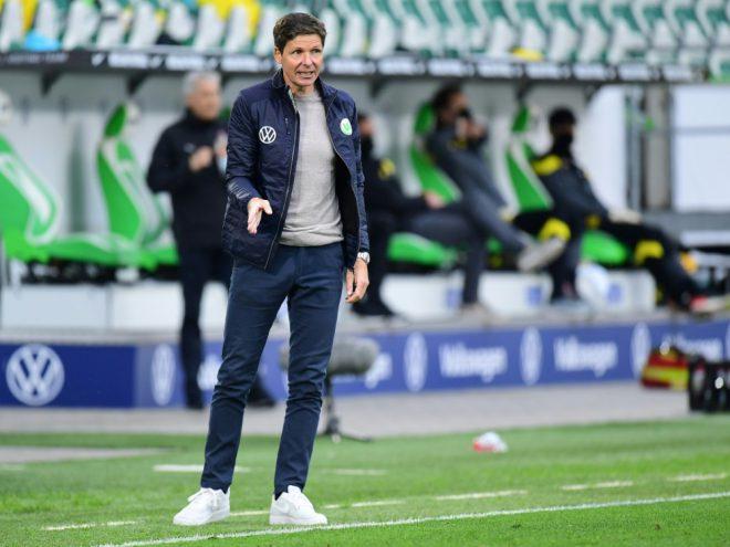Oliver Glasner will mit Wolfsburg in die EL-Gruppenphase