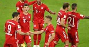 Für die Bayern gab es zum Saisonstart viel zu bejubeln