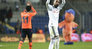 Boateng (r.) spielte zuletzt bei Besiktas Istanbul