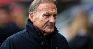 BVB-Geschäftsführer: Hans-Joachim Watzke