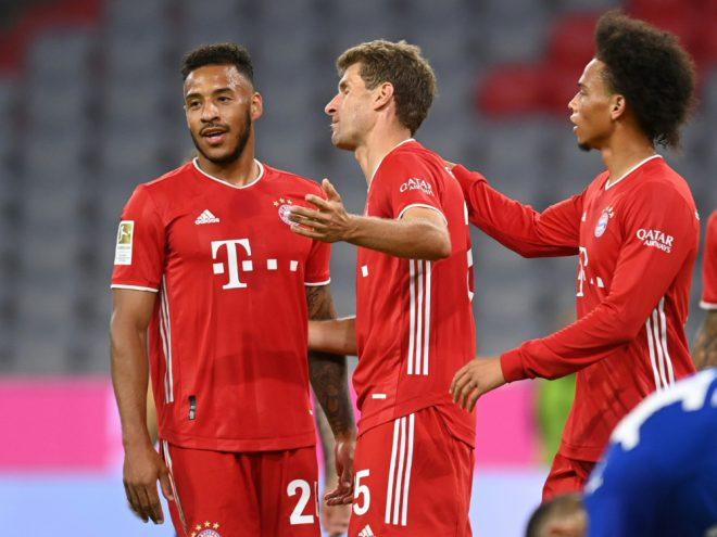 Bayern München deklassiert Schalke 04 zum Auftakt