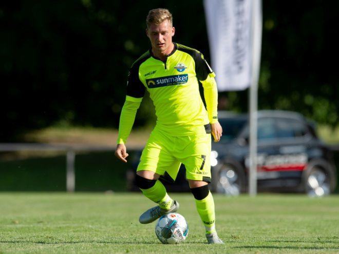 Marlon Ritter wechselt nach Kaiserslautern