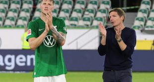 Wolfsburg kann sich für die Europa League qualifizieren