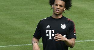 Leroy Sane spielt gegen Schalke 04 von Beginn an