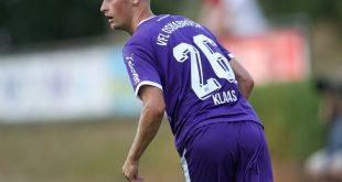 Matchwinner: Osnabrücks Sebastian Klaas traf zum 1:0
