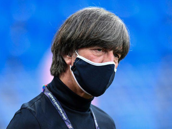 Joachim Löw sieht den Supercup in Budapest kritisch