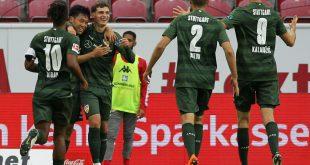 Stuttgart feiert Auswärtssieg in Mainz