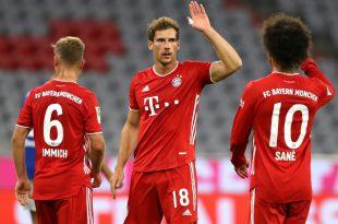 Die Bayern ließen Schalke 04 keine Chance