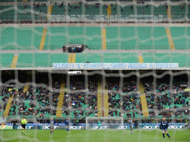 In Italien dürfen erstmals wieder Zuschauer ins Stadion