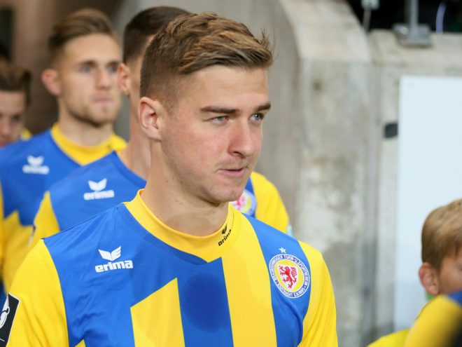 Kobylanski schoss drei Tore gegen die Hertha