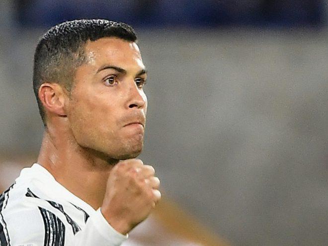 Ronaldo rettet Juventus vor Niederlage gegen AS Rom