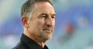 Trainer Achim Beierlorzer