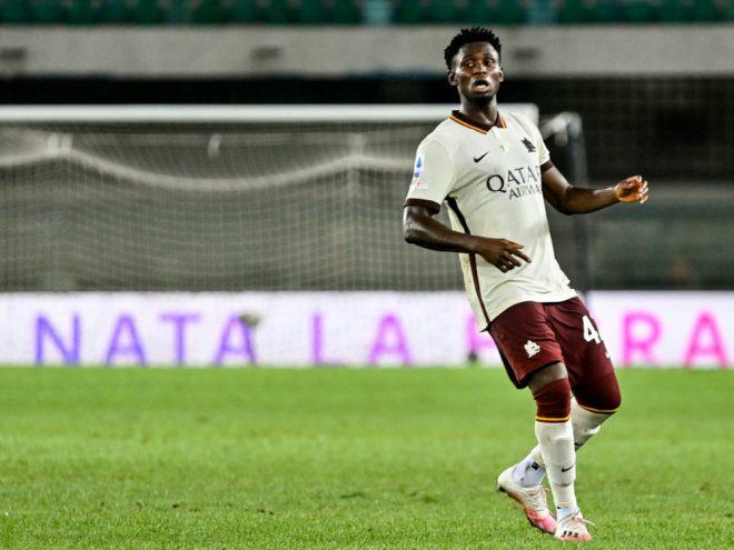 Sein Einsatz kostet die Roma drei Punkte: Amadou Diawara