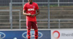 Jhon Cordoba wird den 1. FC Köln wohl verlassen