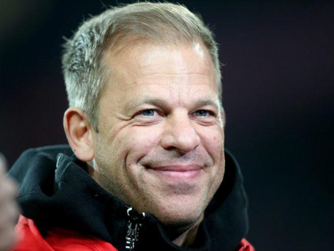 Markus Anfang gelingt das Debüt mit Darmstadt