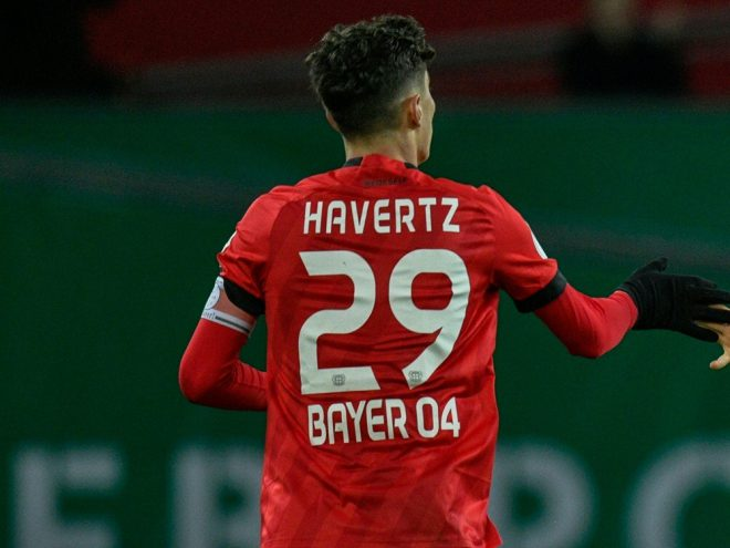 Behält die 29 auch bei den Blues: Jungstar Kai Havertz