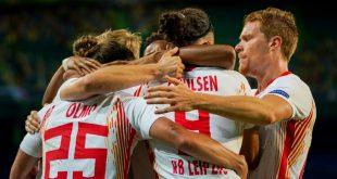 RB Leipzig erreichte das Champions-League-Halbfinale