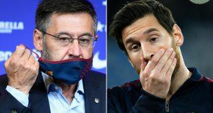 Nach Messi-Ärger: Druck auf Bartomeu steigt