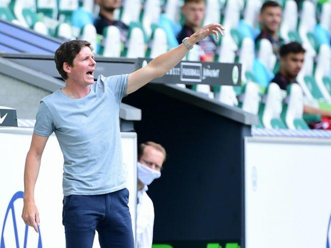 Oliver Glasner und sein Team wollen in die Europa League