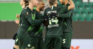 Wolfsburg erreichte vergangene Saison das Achtelfinale