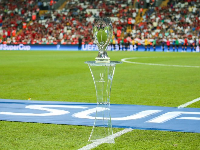 Im Supercup trifft der FC Bayern auf den FC Sevilla