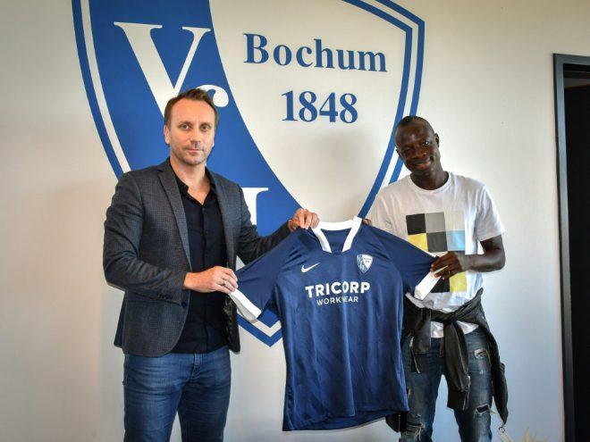 Raman Chibsah wechselt ablösefrei zum VfL Bochum