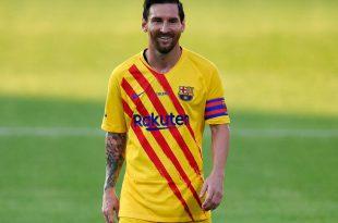 Weiterhin Kapitän des FC Barcelona: Lionel Messi