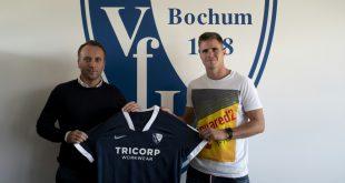 Novothny (r.) erhält in Bochum einen Vertrag bis 2022