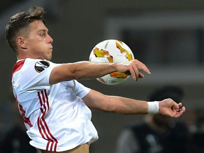 Fortuna Düsseldorf leiht Leonardo Koutris aus