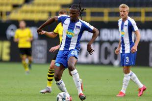 Neuer Hertha-Kapitän: Dedryck Boyata