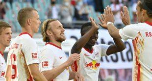 RB Leipzig feiert einen gelungenen Saisonauftakt