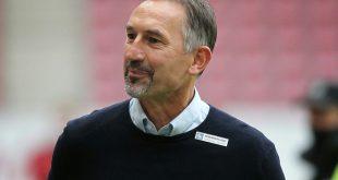 Macht sich keine Sorgen um seinen Job: Achim Beierlorzer