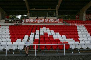 Die Würzburger Kickers verpflichten einen neuen Stürmer