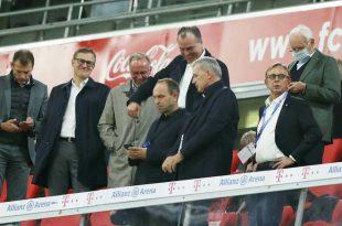 Zu wenig Abstand beim Eröffnungsspiel der Bundesliga
