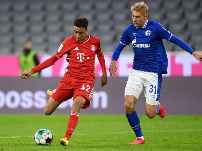 Jamal Musiala ist Bayern Münchens jüngster Torschütze