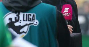 3. Liga: MagentaSport zeigt über 800 Live-Stunden