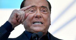 Silvio Berlusconi ist mit dem Coronavirus infiziert