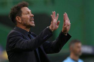 Positiv auf Corona getestet: Diego Simeone