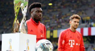 Beim Supercup könnte das Duo wieder auf dem Platz stehen