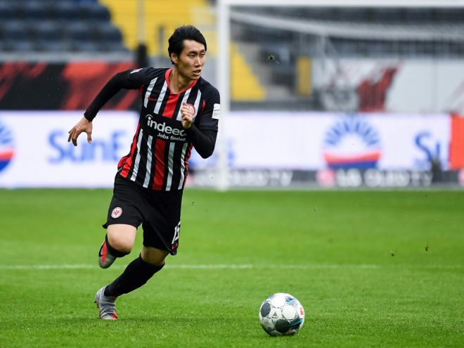 Daichi Kamada verlängert bis 2023 bei der Eintracht