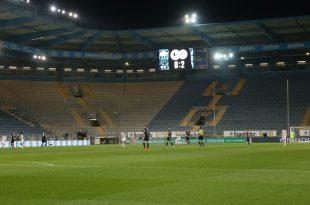 Gegen Dortmund sind keine Zuschauer zugelassen