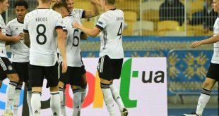 DFB-Auswahl gewinnt in der Ukraine