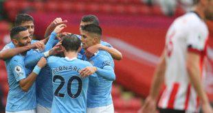 Manchester City holt sich drei Punkte gegen Sheffield